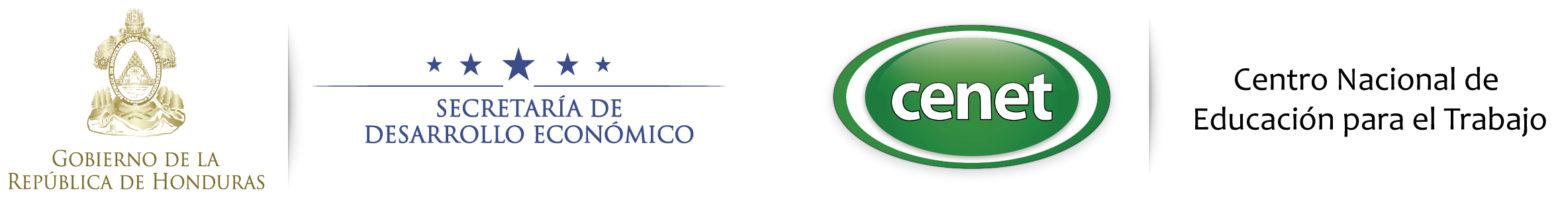 CENET – Centro Nacional de Educación para el Trabajo